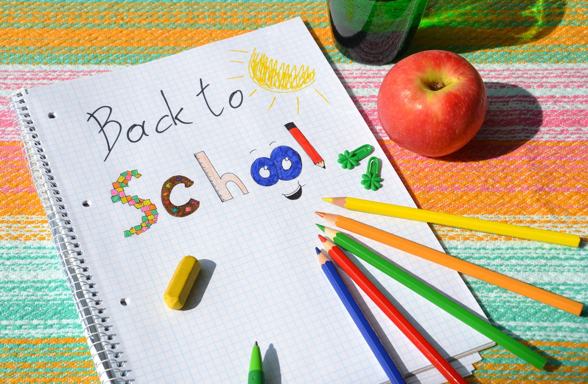 Witajcie w nowym roku szkolnym!